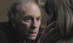 Jean-Louis Trintignant (Georges) in Amour