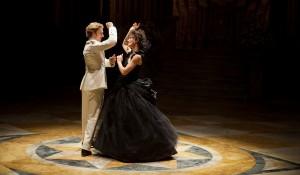 Aaron Johnson (Vronsky) in Anna Karenina