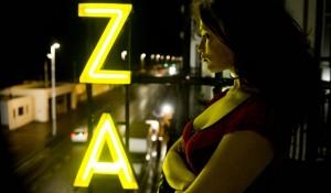 Gemma Arterton (Clara Webb) in Byzantium