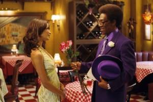 Norbit ontmoet de knappe Kate (Thandie Newton)