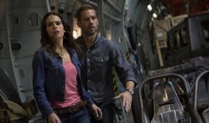 Jordana Brewster (Mia Toretto) in Fast & Furious 6