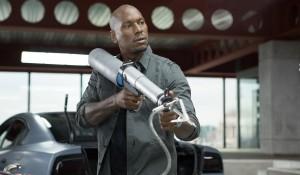 Tyrese Gibson (Roman Pearce) in Fast & Furious 6
