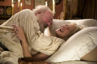 Helen Mirren en Christopher Plummer in The Last Station