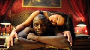 Omar Sy (Driss) in Intouchables
