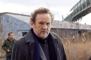 Colm Meaney (Detective Dunnigan) in Law Abiding Citizen