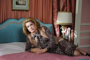 Catherine Deneuve (Suzanne Pujol) in Potiche