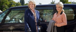 Maggie Smith (Jean) en Sheridan Smith in Quartet