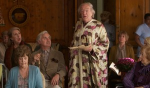 Billy Connolly (Wilf) en Michael Gambon in Quartet
