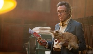 Christopher Walken (Hans) in Seven Psychopaths