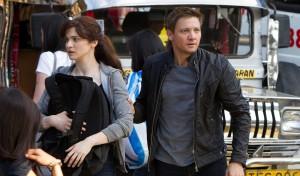 Rachel Weisz (Marta) en Jeremy Renner (Aaron Cross) in The Bourne Legacy