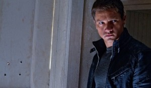 Jeremy Renner (Aaron Cross) in The Bourne Legacy