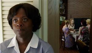 Viola Davis (Aibileen Clark) in The Help