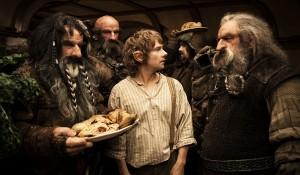 Martin Freeman (Bilbo Baggins) in The Hobbit: An Unexpected Journey