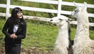 Wendy Van Dijk (Ushi) in Ushi Must Marry