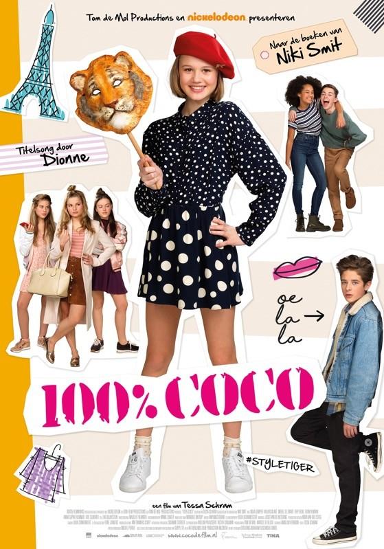 De poster van 100% Coco