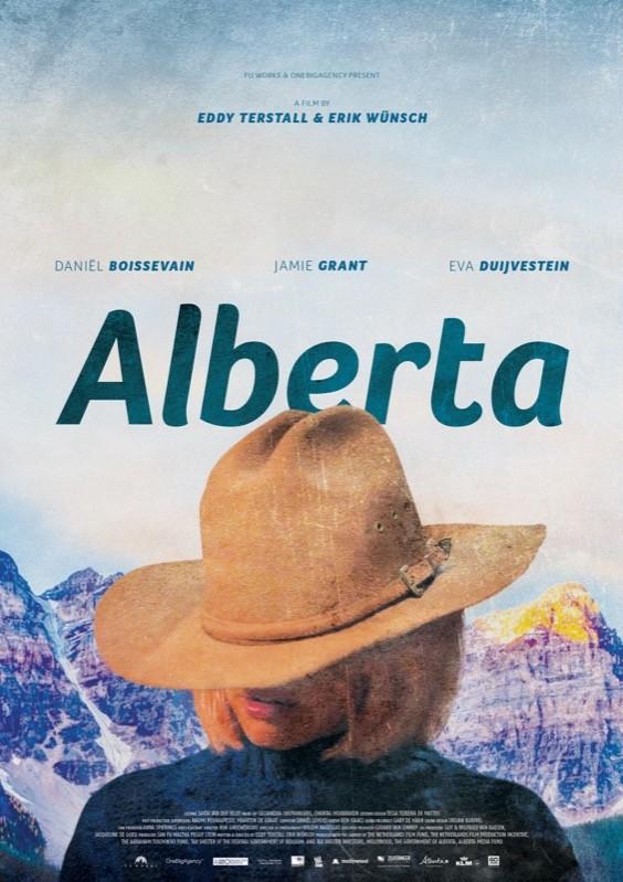 De poster van Alberta