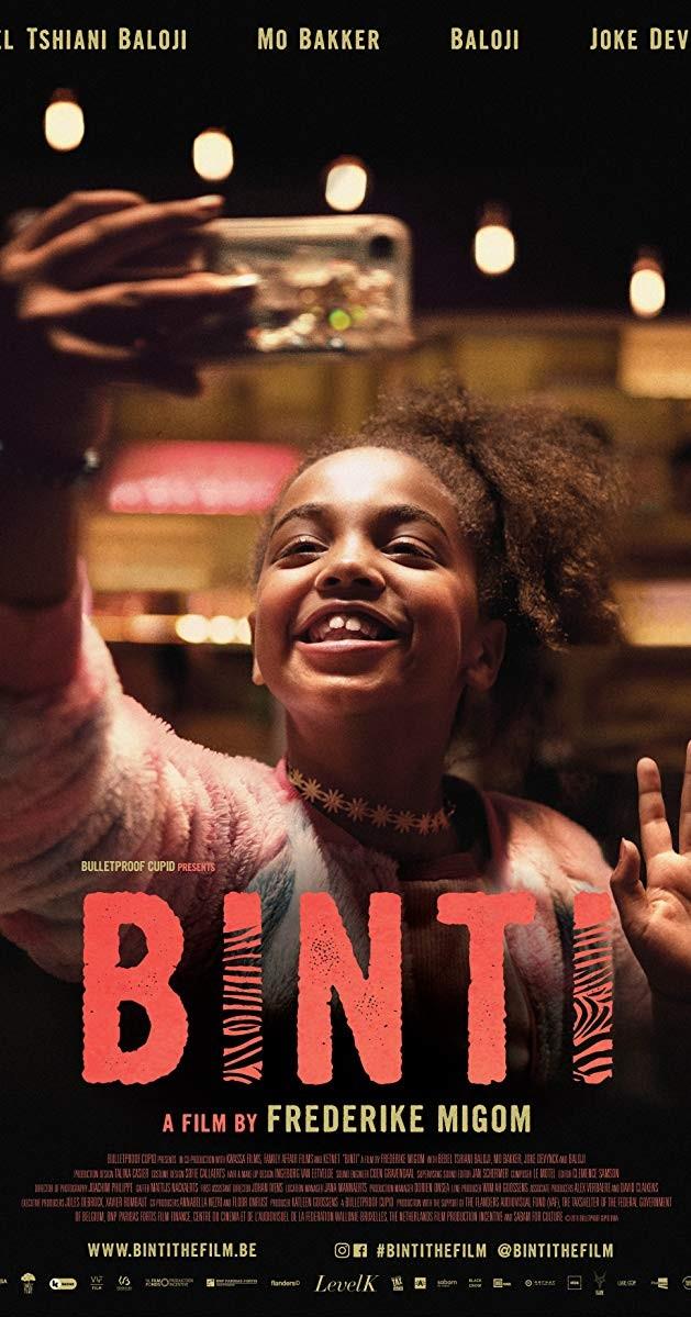 De poster van Binti