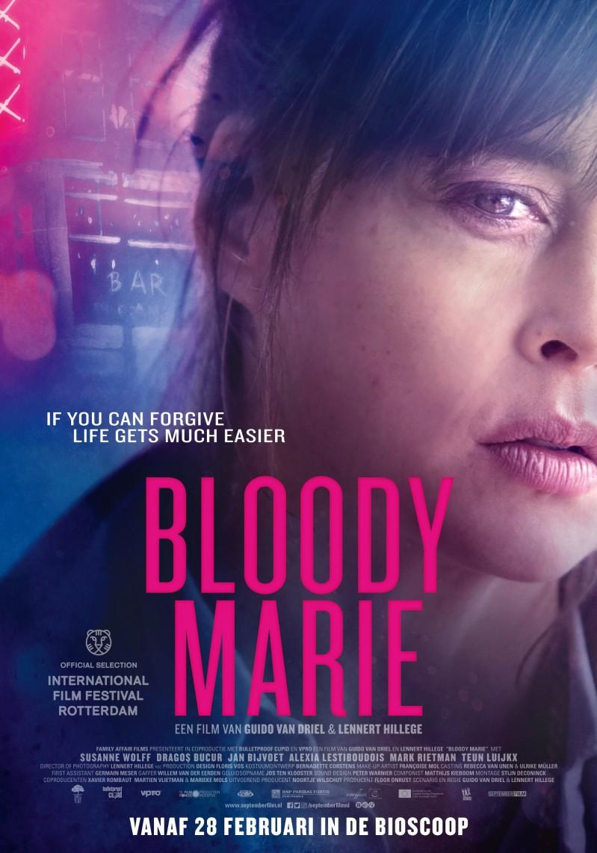 De poster van Bloody Marie