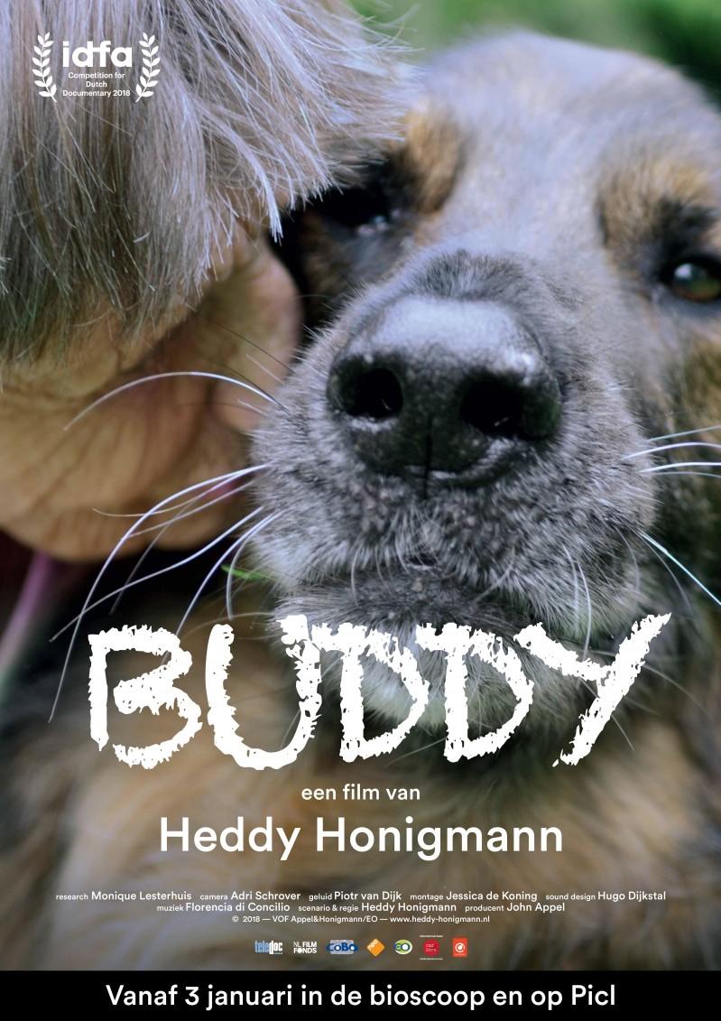 De poster van Buddy
