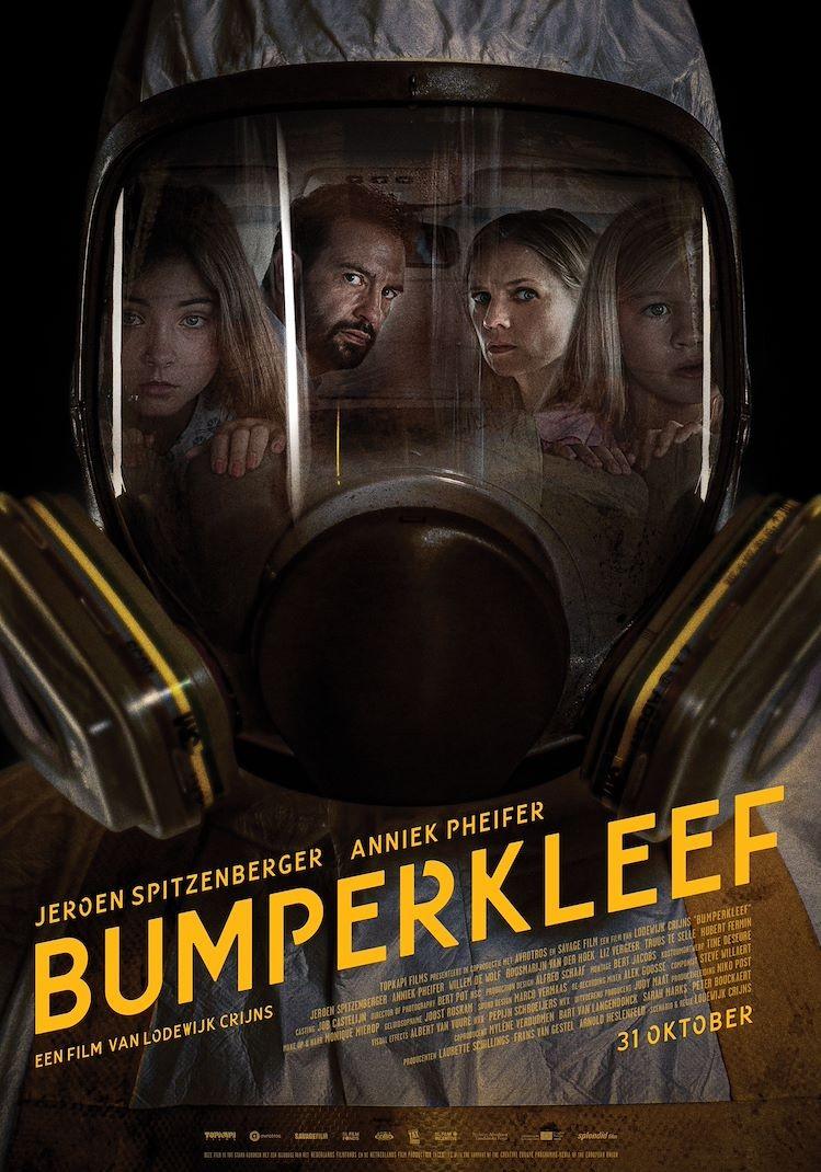 De poster van Bumperkleef