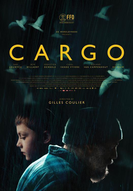 De poster van Cargo