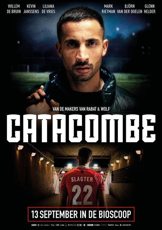 De poster van Catacombe