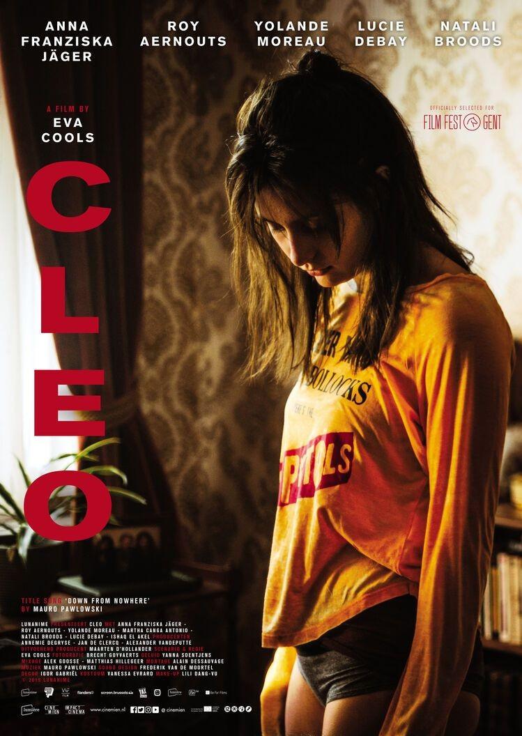 De poster van CLEO