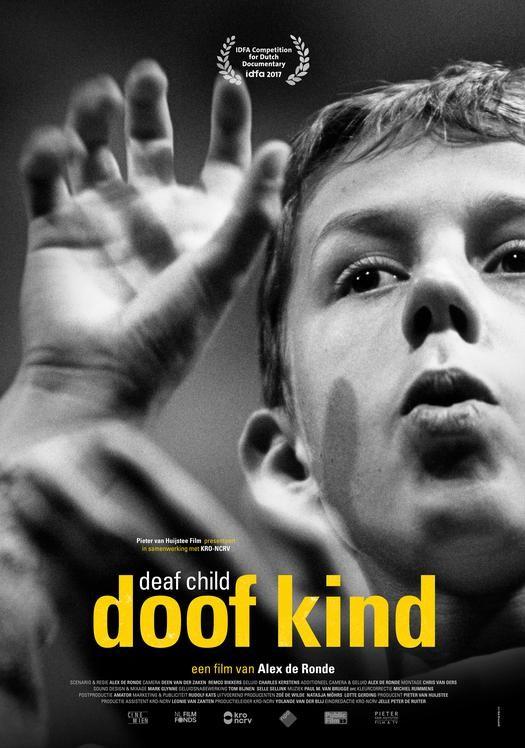 De poster van Doof Kind