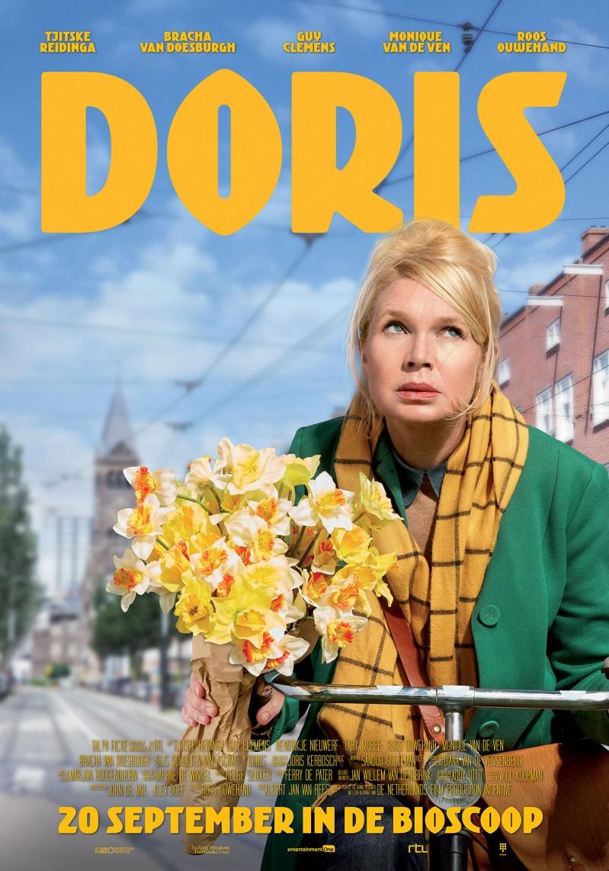 De poster van Doris