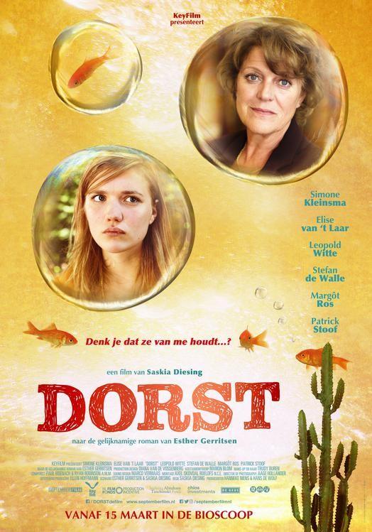 De poster van Dorst