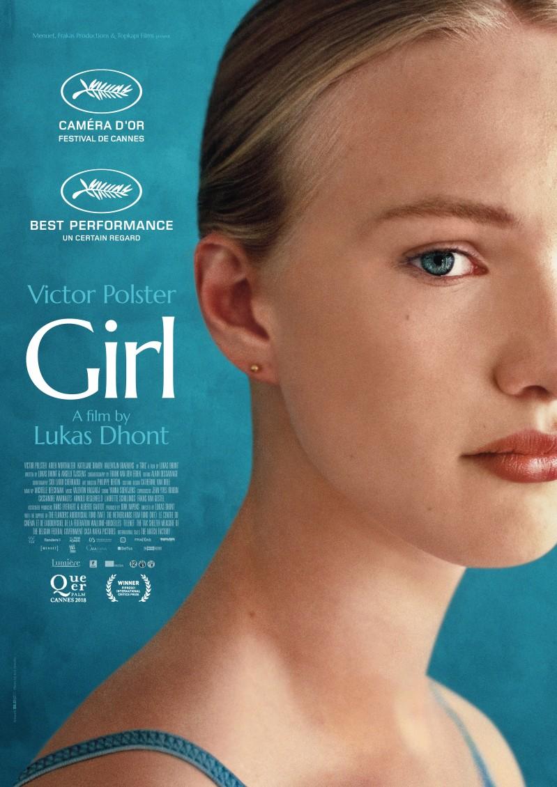 De poster van Girl