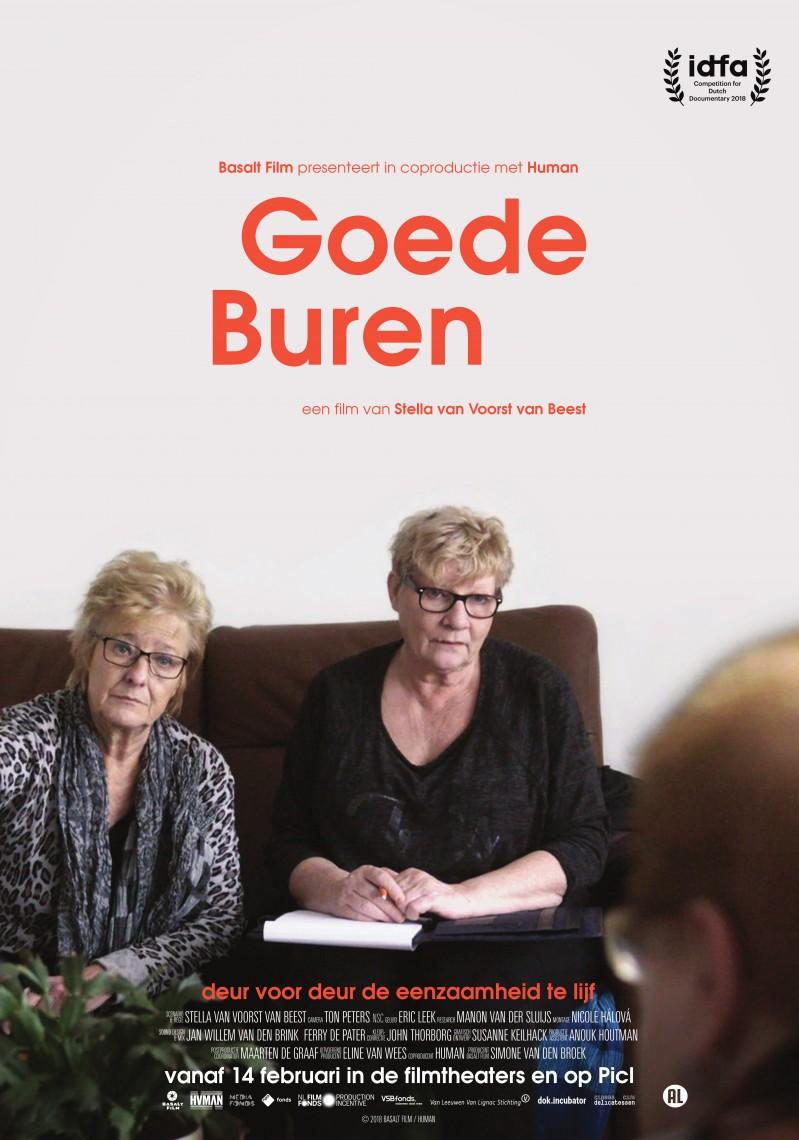 De poster van Goede Buren