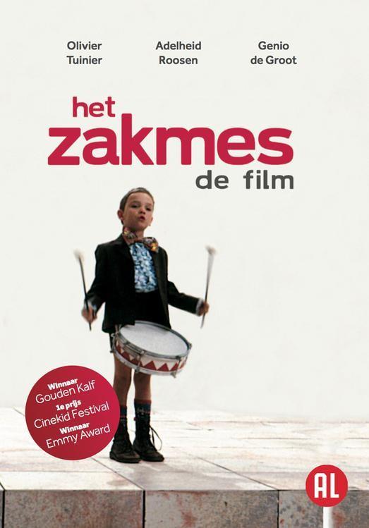 De poster van Het Zakmes