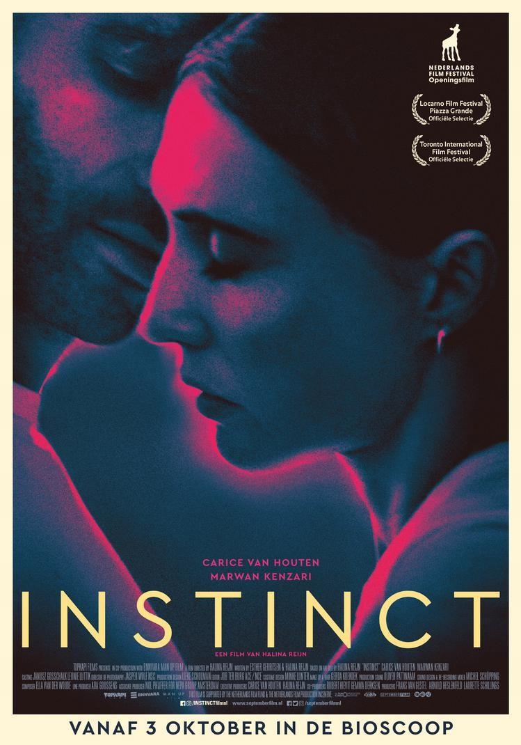 De poster van Instinct