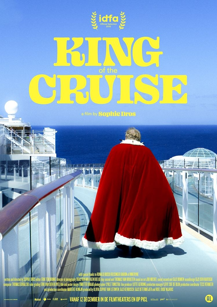 De poster van King of the Cruise