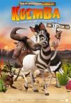 Koemba: de zebra die zijn strepen kwijt is 3D (NL)