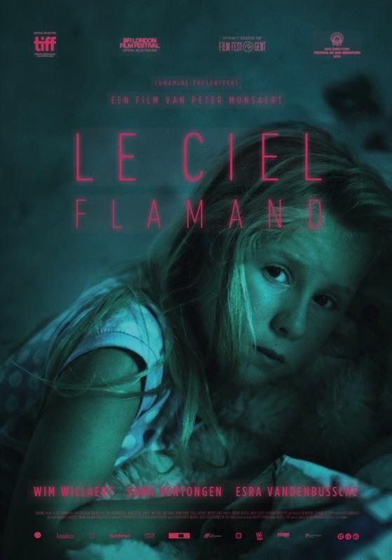 De poster van Le Ciel Flamand