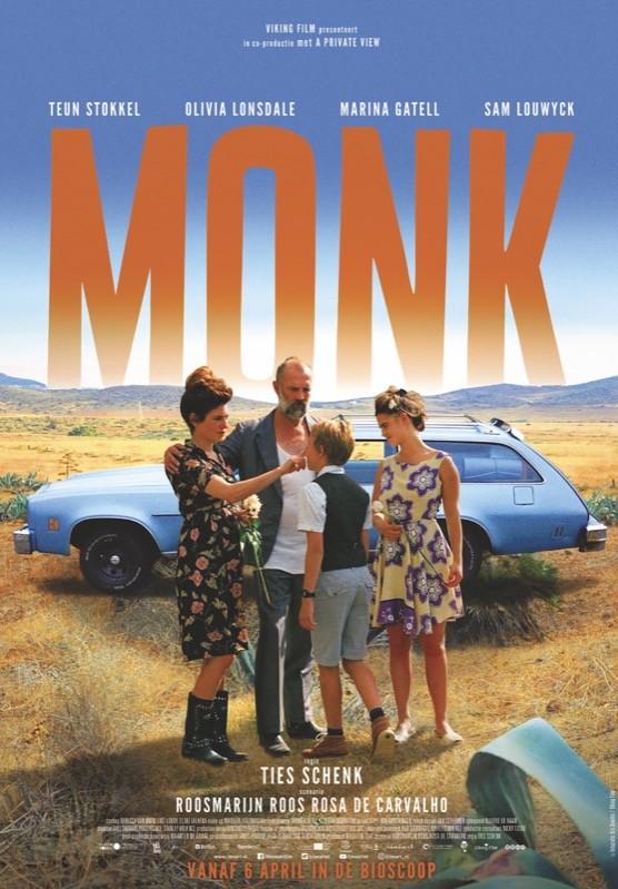 De poster van Monk