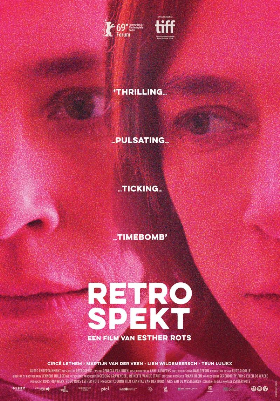 De poster van Retrospekt