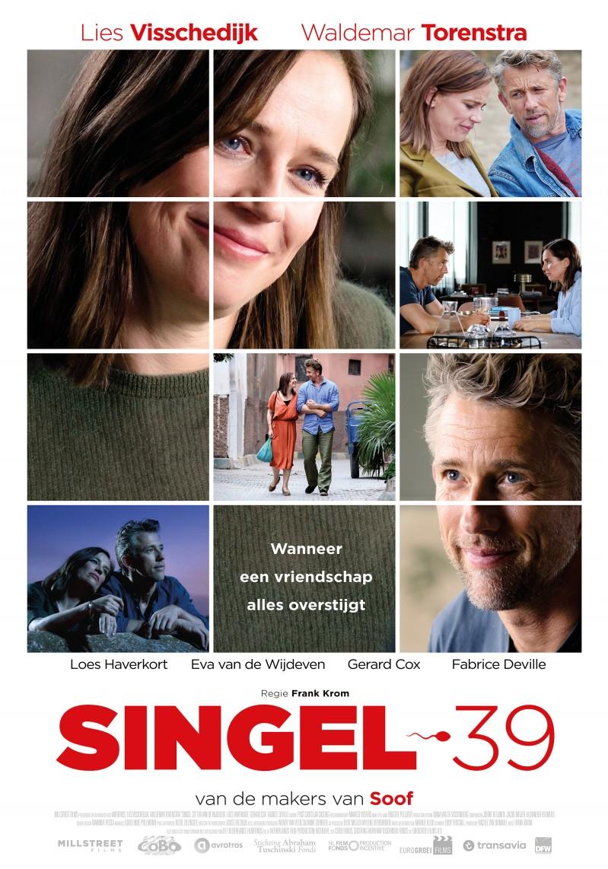 De poster van Singel 39
