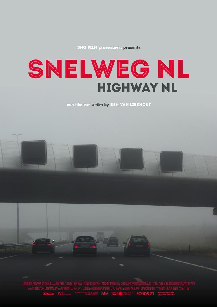De poster van Snelweg NL