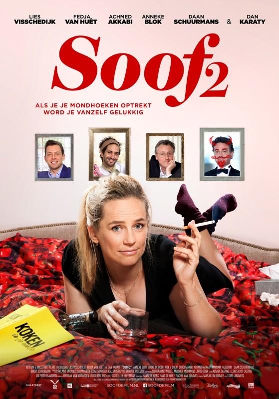De poster van Soof 2