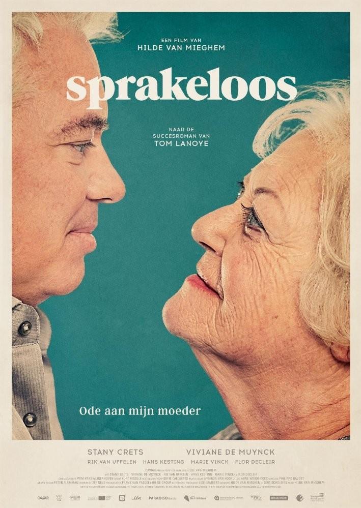 De poster van Sprakeloos