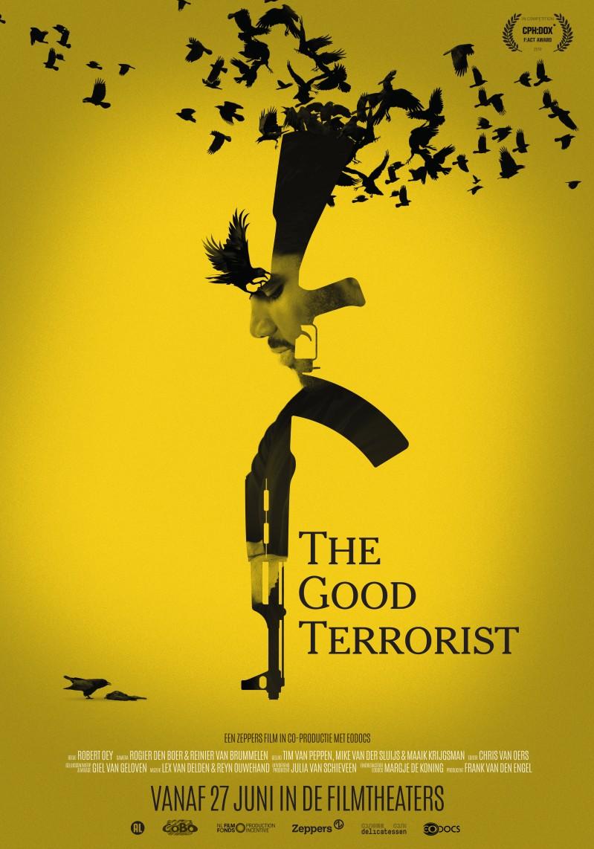 De poster van The Good Terrorist