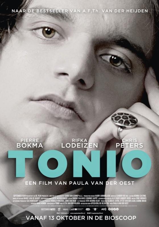 De poster van Tonio