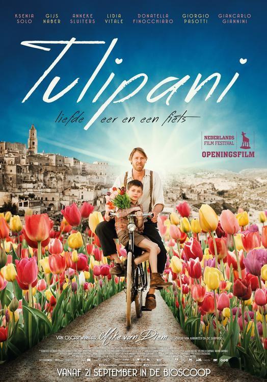 De poster van Tulipani