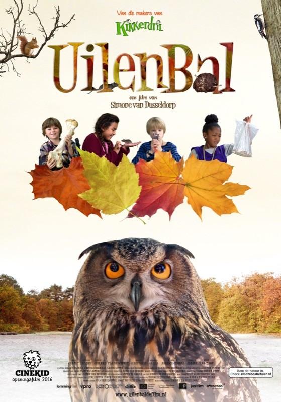De poster van Uilenbal