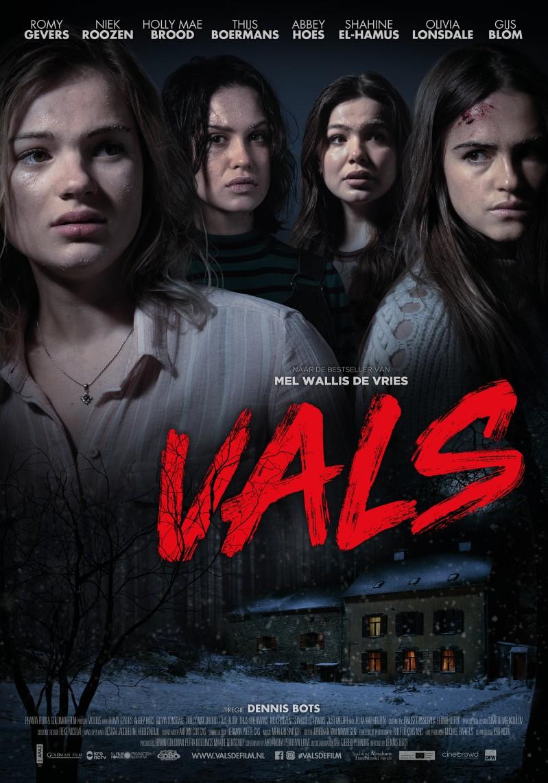 De poster van Vals