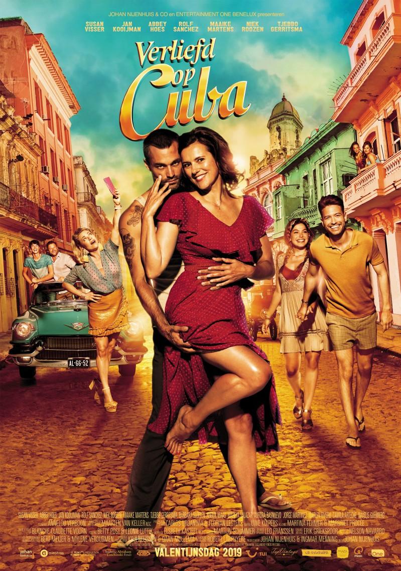 De poster van Verliefd op Cuba