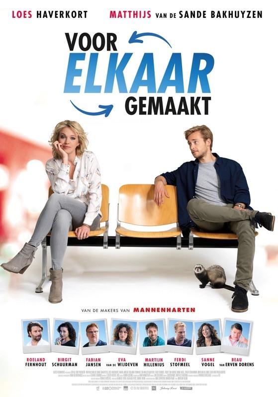 De poster van Voor Elkaar Gemaakt